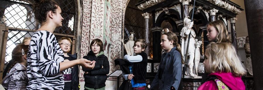 Undervisning Roskilde Domkirke